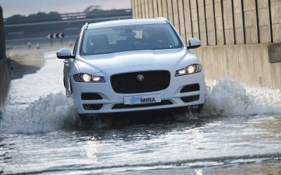 Proving Ground Water Splash
