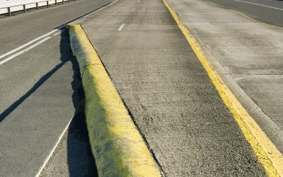 Proving Ground Manoeuvres and Kerbing Area