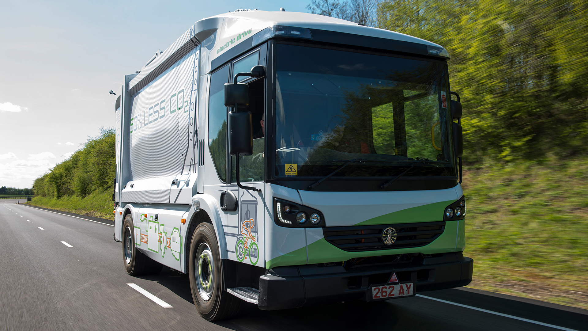 Hybrid Integrated Urban Commercial Vehicle