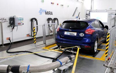 Test Services Powertrain Emissions