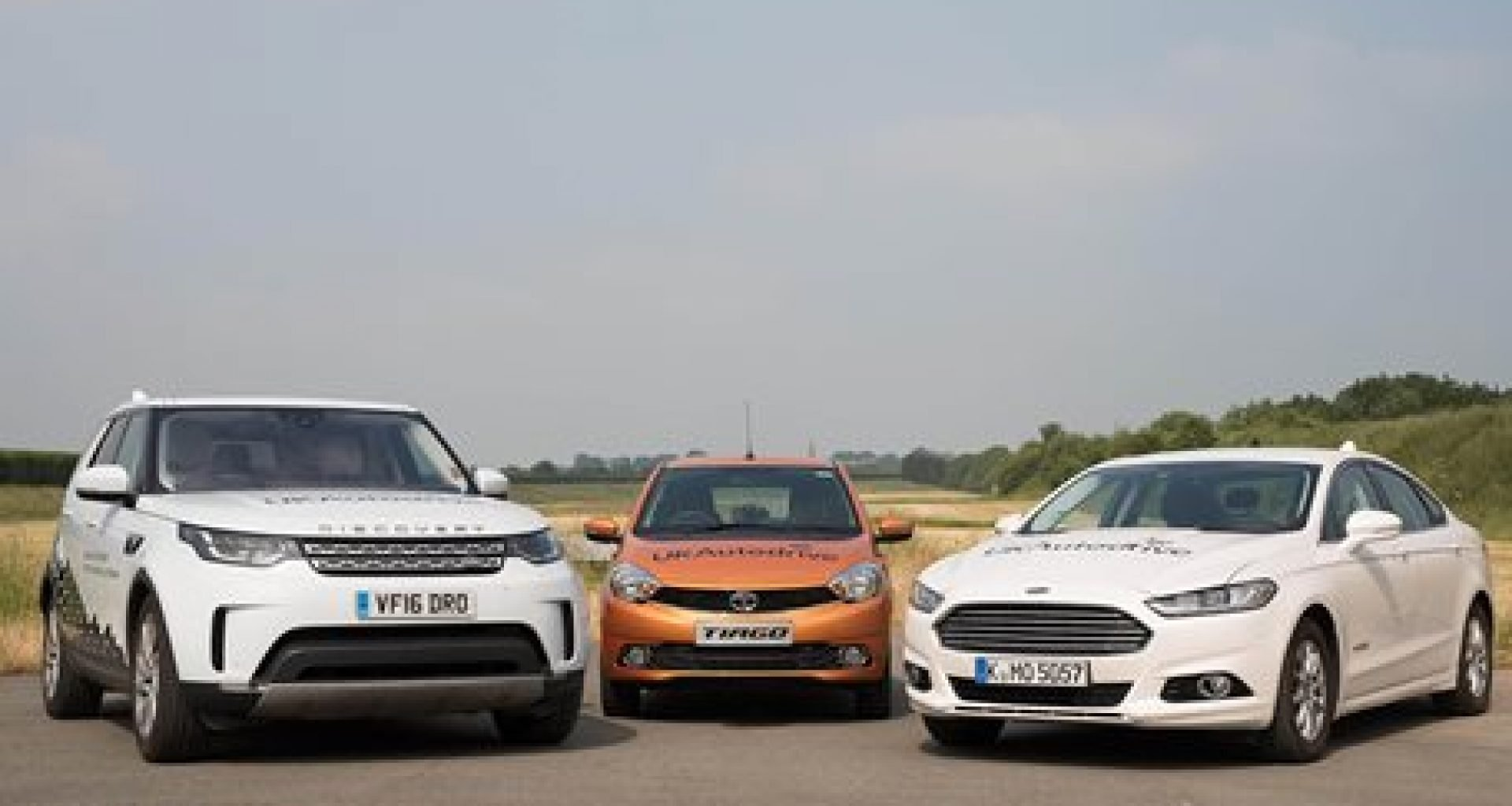 HORIBA MIRA Hosts Landmark UK Autodrive Trials - HORIBA MIRA