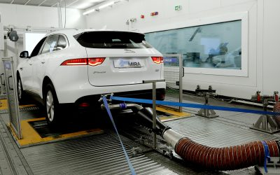 Facilities Advanced Emissions Test Centre