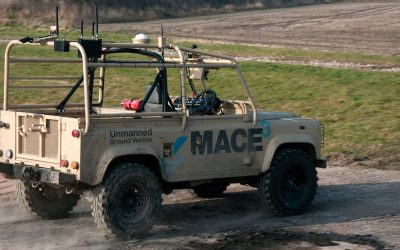Research UGV Localisation and Perception
